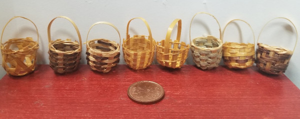 Small Basket with Handle