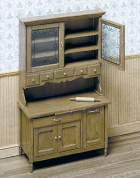 Miniature Kitchen Cabinet Kit