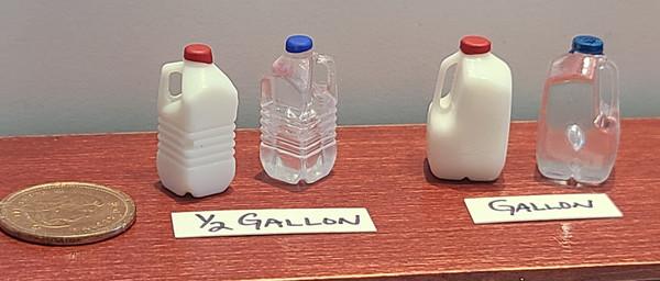 Miniature Milk OR Water Jugs