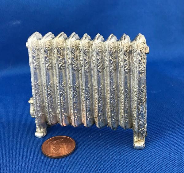 1/12 Scale Metal look Radiator - Repaired