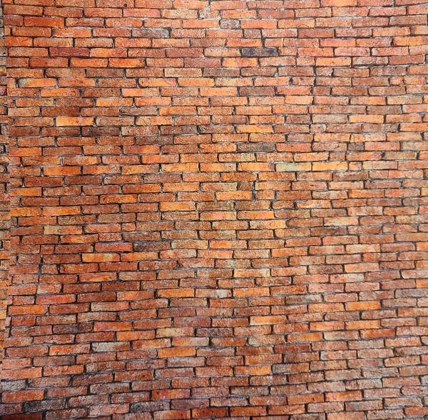 1/12 Scale Red Paper Brick