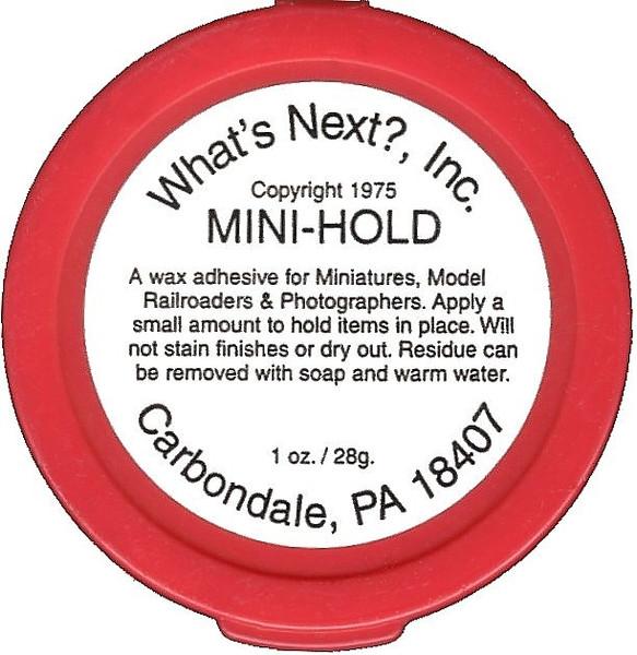 Mini Hold Wax