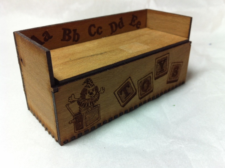 Toy Box Kit