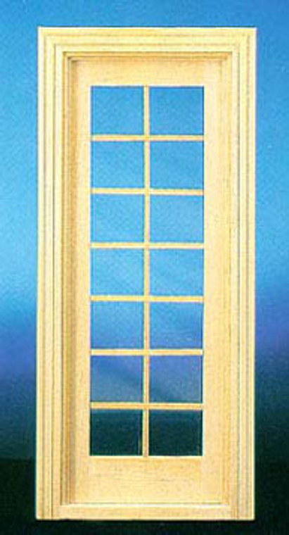 1/12 Scale French Door