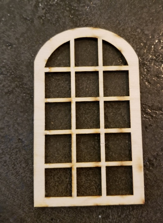Arched Window - 15 Light