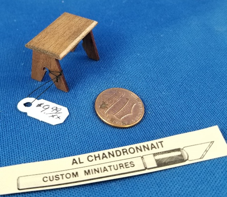 Al Chandrannait Handcrafted Wooden Stool