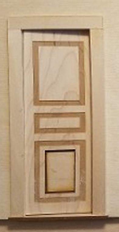Dutch Miniature Alessio Door with Doggy Door