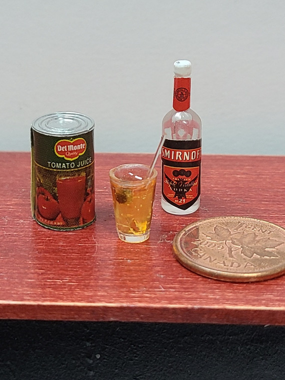 Miniature Bloody Mary Set