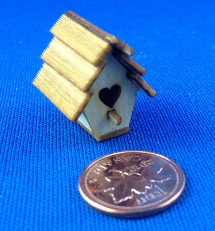 Quin's Mini Birdhouse Kit