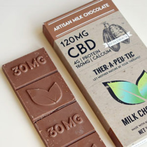 Vitala | Milk Chocolate with CBD | Premium CBD