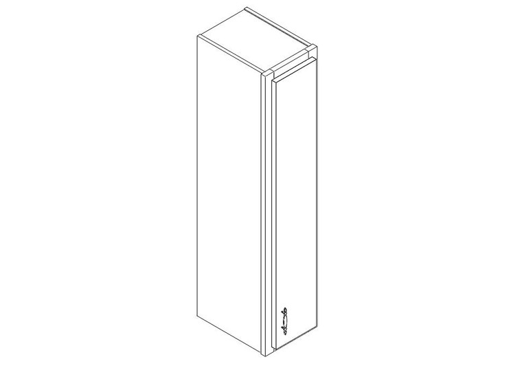 """Wall Cabinet 09"""" x 42"""""""