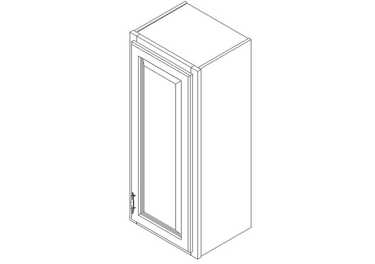 """Wall Cabinet 15"""" x 36"""""""