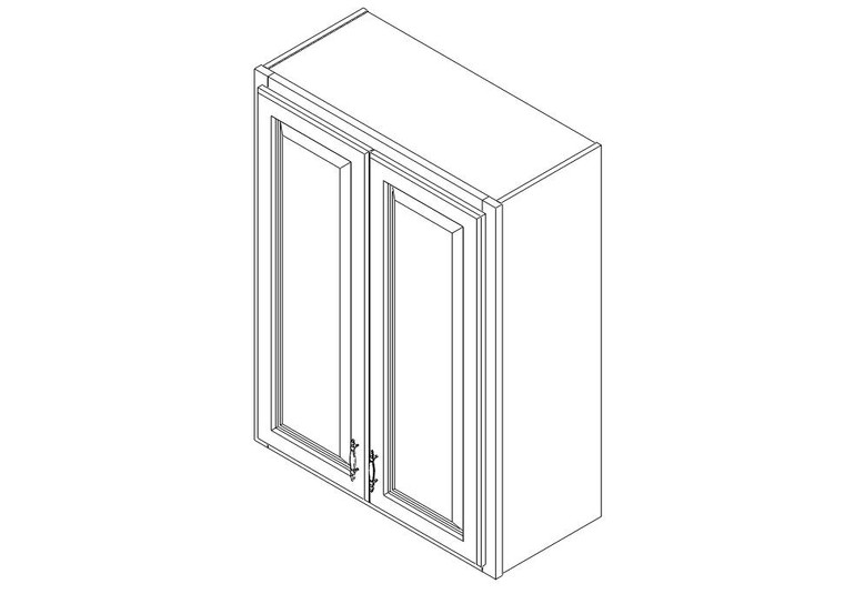 """Wall Cabinet 27"""" x 36"""""""