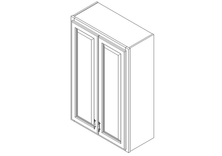 """Wall Cabinet 27"""" x 42"""""""