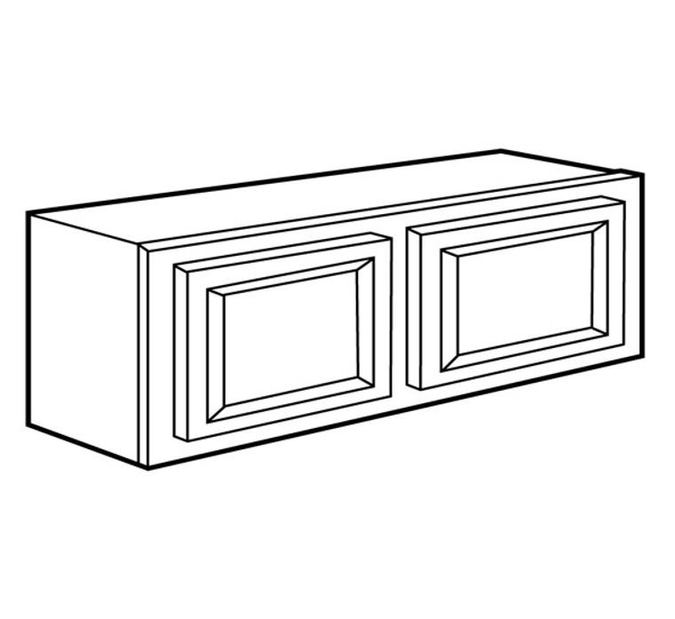Bridge Wall Cabinet
