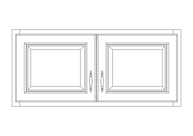Refrigerator Wall 3315