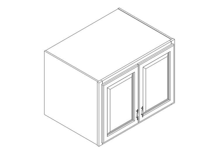 Refrigerator Wall 3324