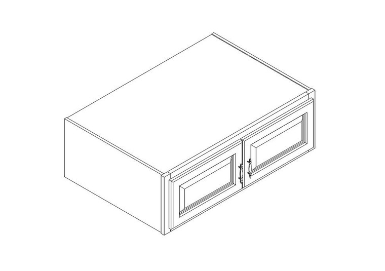 Refrigerator Wall 3612