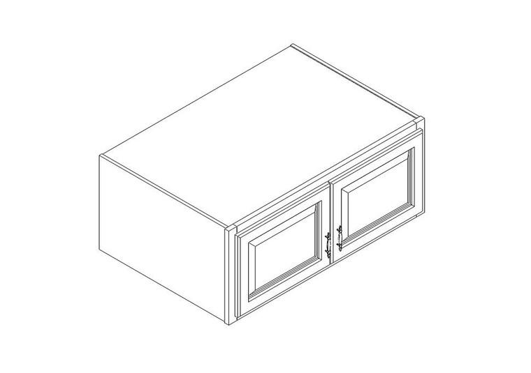 Refrigerator Wall 3615