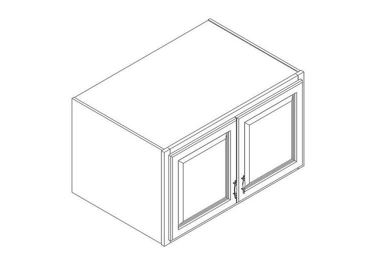 Refrigerator Wall 3621