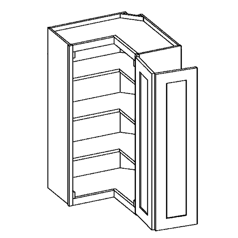 "Wall Easy Reach Cabinet 42"""