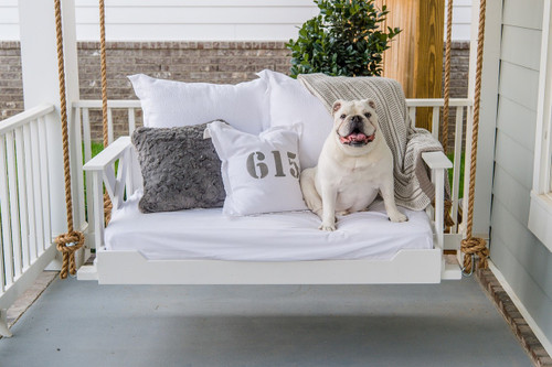 Front Porch Swing Bed, Boss Dog