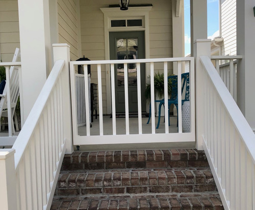 Single Porch Gate