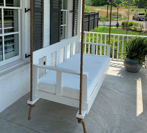 Brookhill Porch Swing Bed Cot Size2