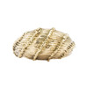 Second Hand 9ct Gold Textured Bombe Ring