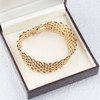 Second Hand 9ct Gold Panther Bracelet
