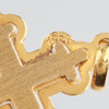 Second Hand 18ct Gold Small Cross Pendant