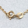 """Second Hand 18ct Gold 18"""" Belcher Chain Necklace"""