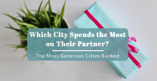 Which City Spends The Most on Their Partner?