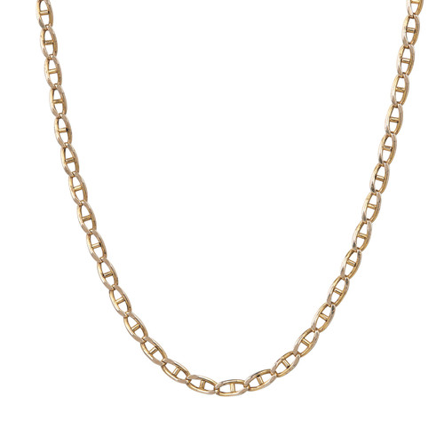 "Second Hand 9ct Gold 20"" Anchor Link Chain Necklace"