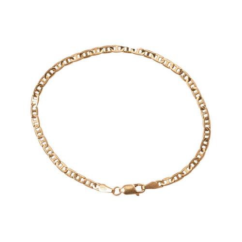 Second Hand 9ct Gold Anchor Link Bracelet