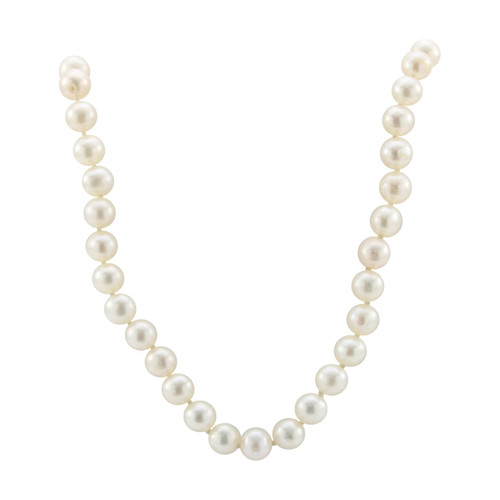 "Second Hand Cultured Pearls 19"" (49cm) Necklace"