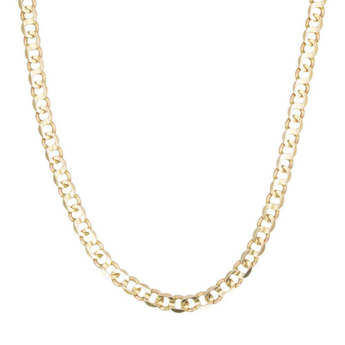 """Second Hand 9ct Gold 24"""" Figure of Eight Chain Necklace"""