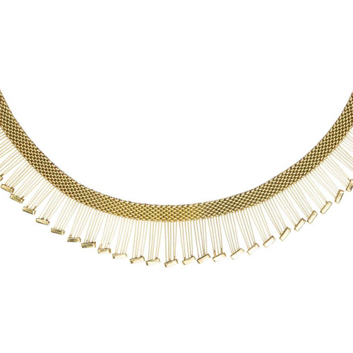 Second Hand 9ct Gold Cleopatra Collar