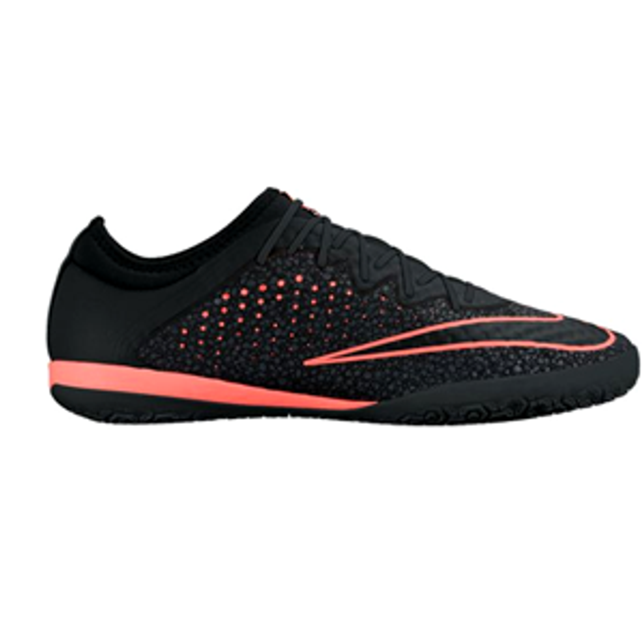 sale retailer accc8 aa906 NIKE MERCURIALX FINALE STREET IC black indoor shoes