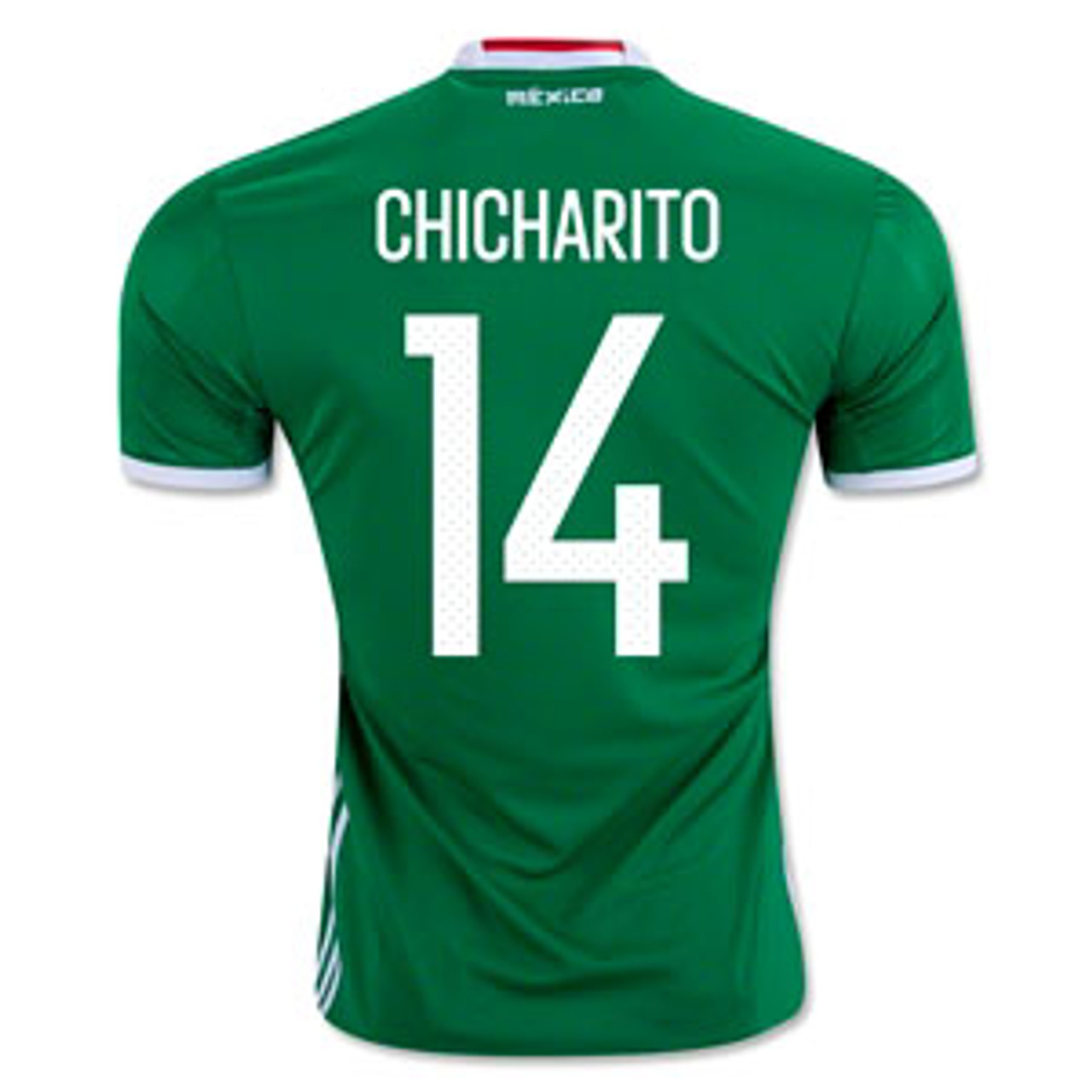 OFFICIAL MENS HOME CHICHARITO JERSEY
