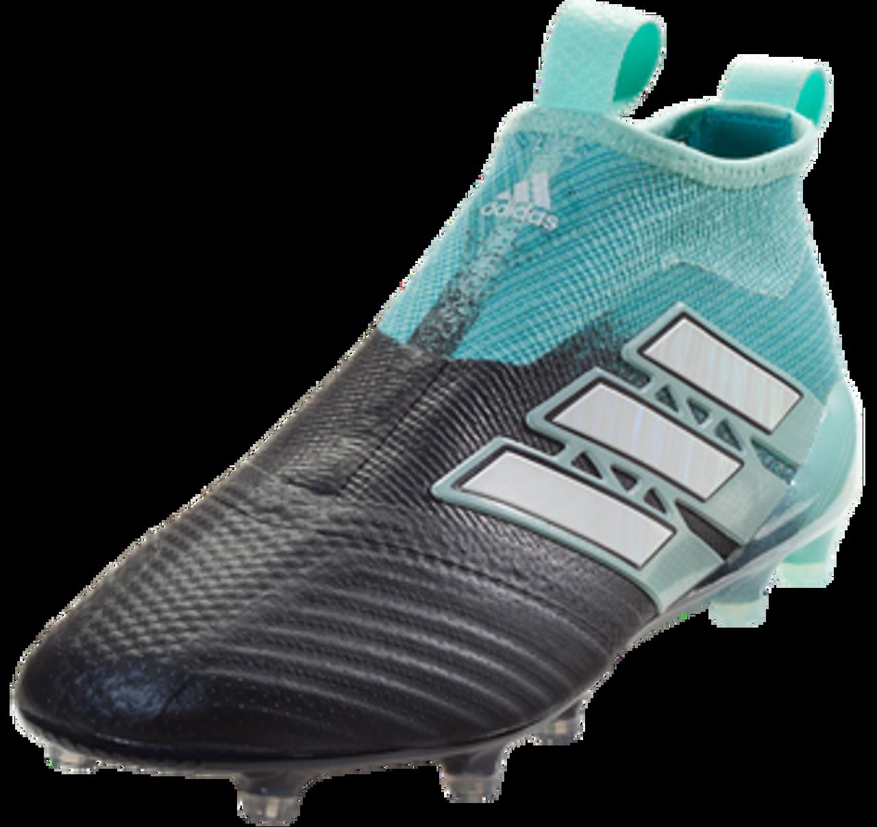 ADIDAS ACE 17+ PURECONTROL FG Soccer Cleat - Every Aqua