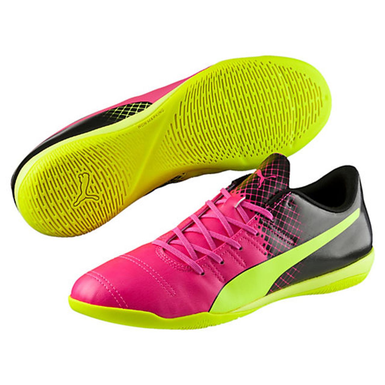 d5537d9b7 PUMA EVOPOWER 4.3 TRICKS Junior indoor soccer shoes - Soccer Plus