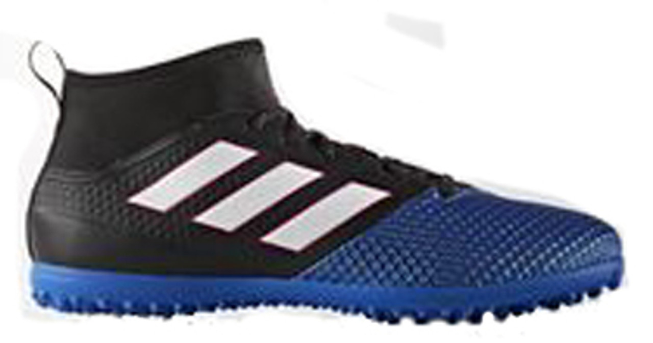 new product a2c58 bb01f ADIDAS ACE 17.3 PRIMEMESH TURF SHOES BLUE