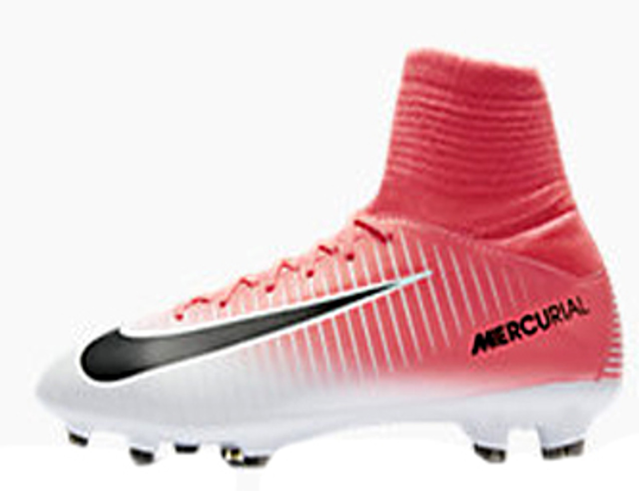 meet 4d956 0300b NIKE JR MERCURIAL SUPERFLY V FG PINK/WHITE