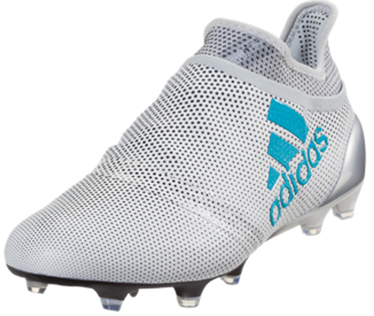 watch 1520a 5f048 ADIDAS X 17 + PURESPEED FG WHITE/BLUE