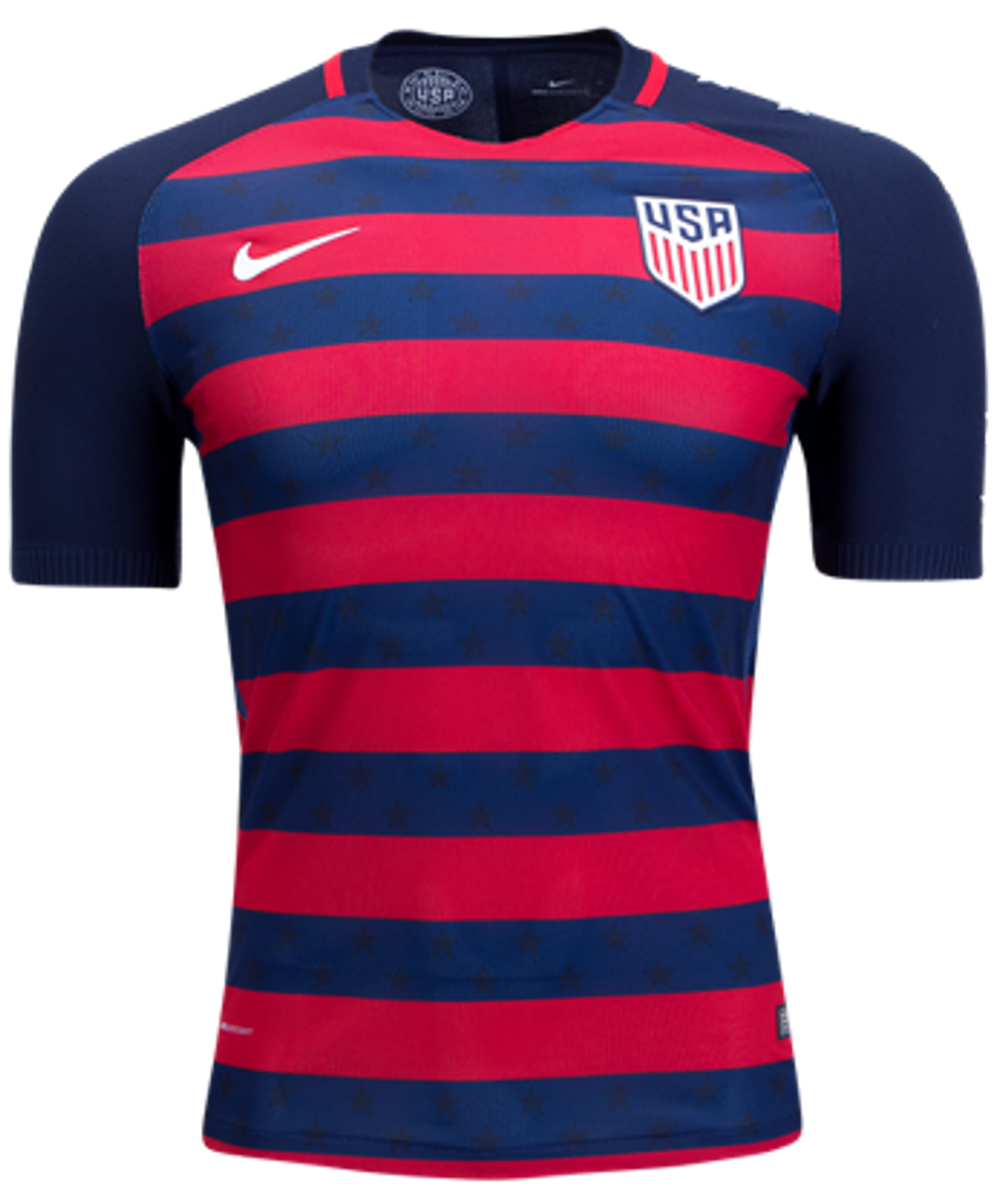 1e5777626af NIKE USA 2017 AUTHENTIC GOLD CUP JERSEY - Soccer Plus