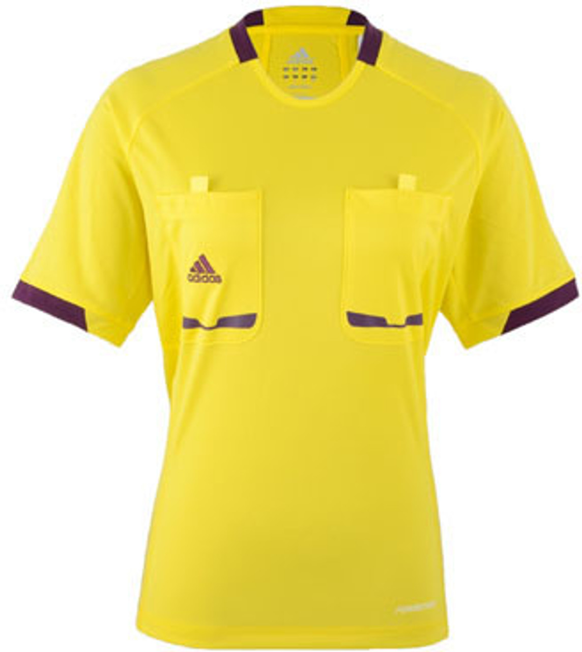 ADIDAS REFEREE 12 JERSEY YELLOW