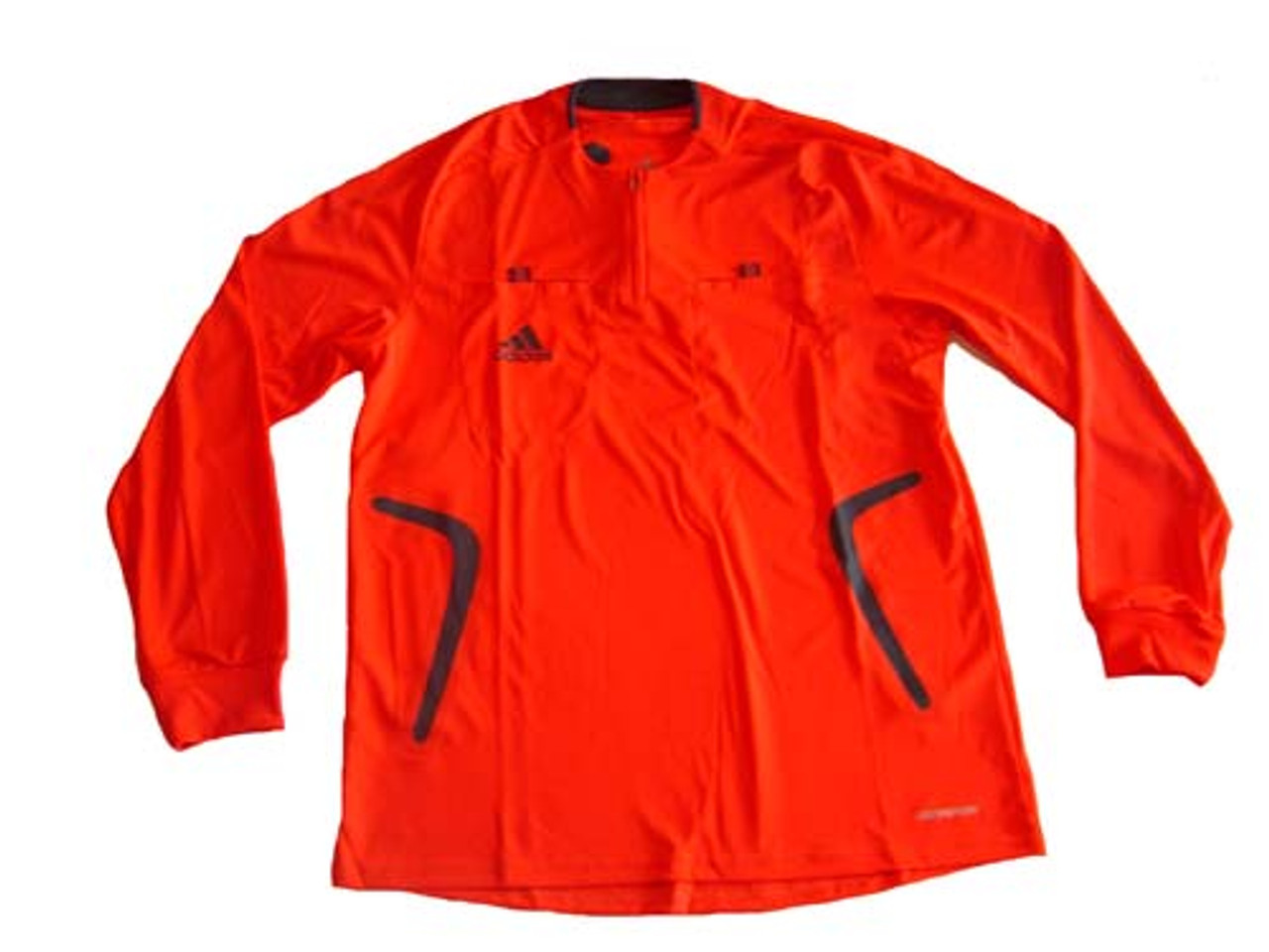 ADIDAS EURO 2008 OFFICIAL L/S REFEREE JERSEY ORANGE