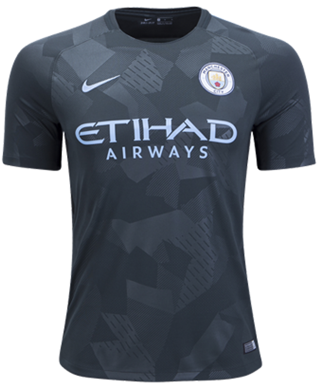 uk availability 07ee6 ef54f NIKE MANCHESTER CITY 2018 3RD JERSEY outdoor green
