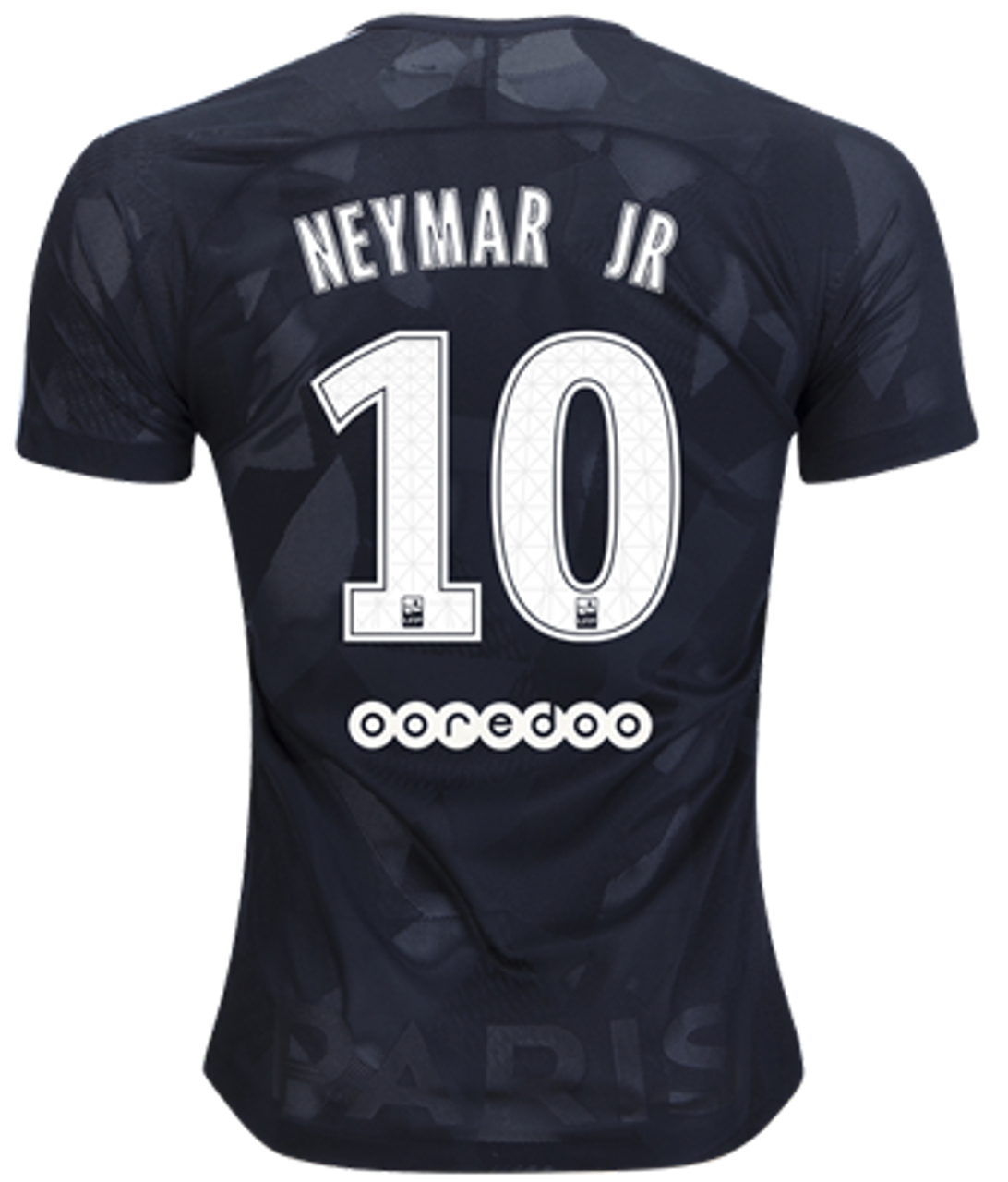 finest selection 3fa37 e1fba NIKE PARIS SAINT GERMAIN 2018 NEYMAR JR AUTHENTIC 3RD JERSEY